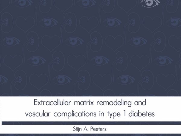 Extracellular matrix remodeling and vascular complications in type1 diabetes
