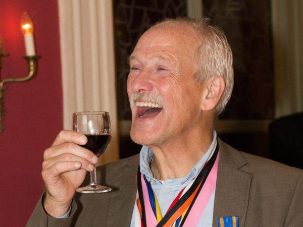 In memoriam Theo Visser