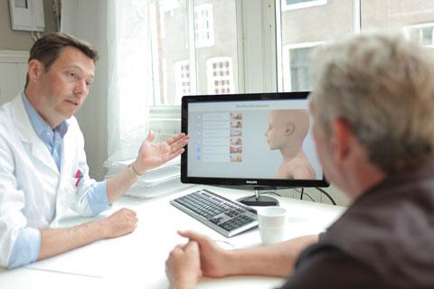 Folders met patiënteninformatie beschikbaar op de NVE-website