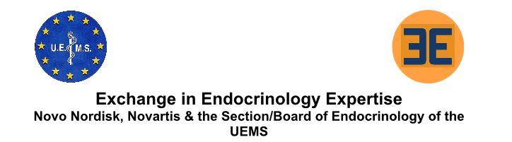 EEE grants voor jonge endocrinologen: Exchange in Endocrinology Expertise