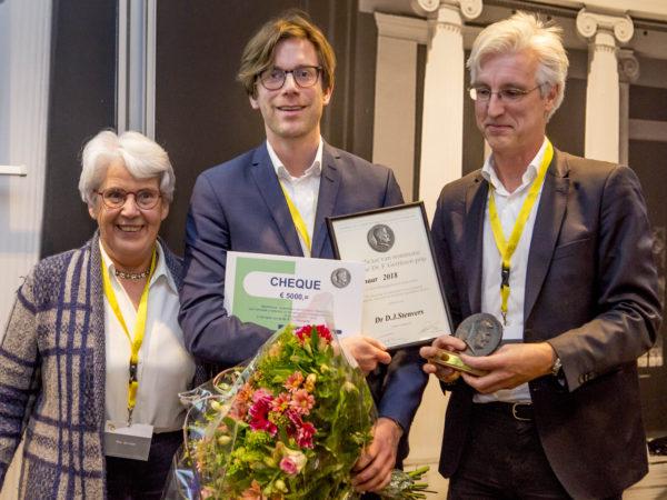 Endocrinoloog in opleiding wint Dr. F. Gerritzen prijs